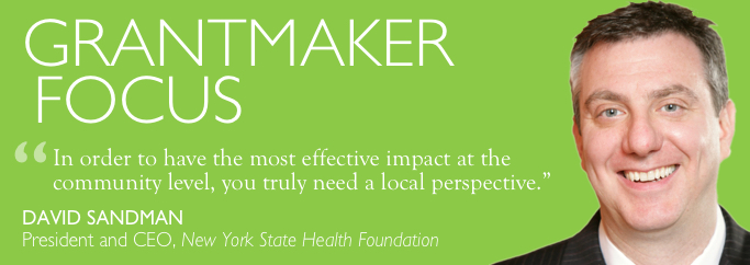 Grantmaker Focus: The New York State Health Foundation