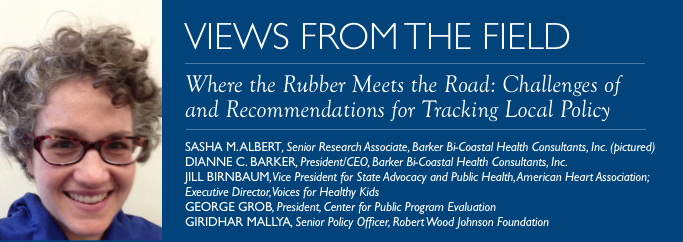 Where the Rubber Meets the Road: Challenges of and