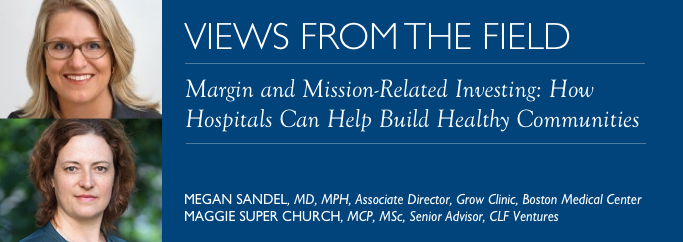 VFF - Sandel/Church- Margin and Mission-Related In