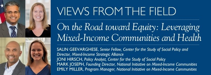 On the Road toward Equity: Leveraging Mixed-Income Communities and Health