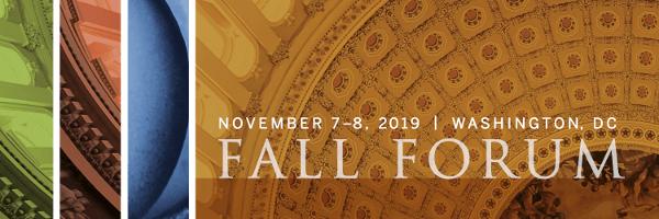 2019 Fall Forum