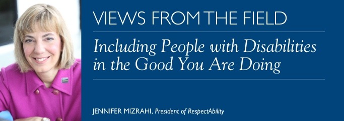 Including People with Disabilities in the Good You Are Doing
