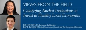 Catalyzing Anchor Institutions to Invest in Healthy Local Economies