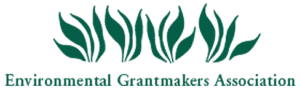 Environmental Grantmakers Association logo
