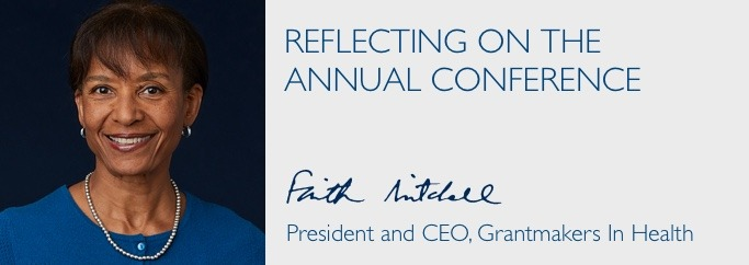 Reflecting on the Annual Conference