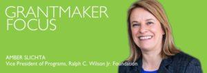 Grantmaker Focus - Ralph C. Wilson Jr Foundation - Sep 2019