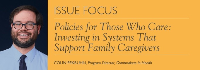 Issue Focus by Colin Pekruhn Sep 2019