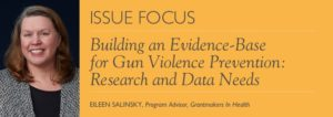Issue Focus by Eileen Salinsky Sep 2019
