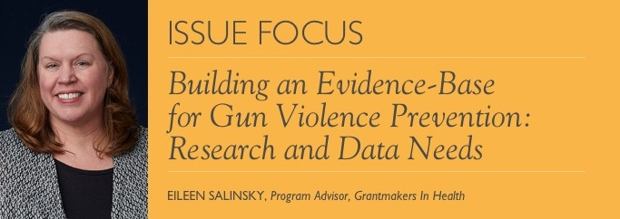 Issue Focus by Eileen Salinsky Sep 2019