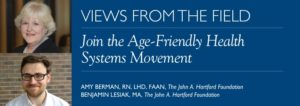 Join the Age-Friendly Health Systems Movement
