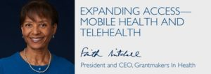 Expanding Access—Mobile Health and Telehealth