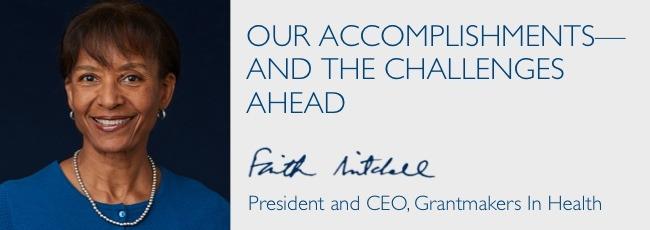 From the president Faith Nov 2019