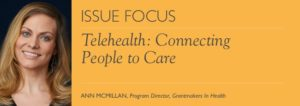 Issue Focus by Ann McMillan Nov 2019