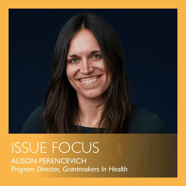 Issue Focus by Alison Perencevich