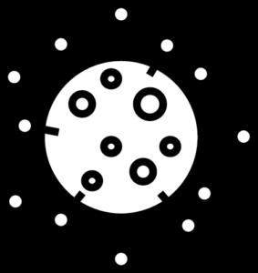 covid-19-molecule