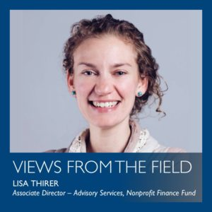 views from the field by Lisa Thirer