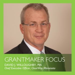 Grantmaker Focus by David Willoughby