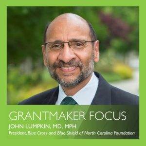 Grantmaker Focus by John Lumpkin