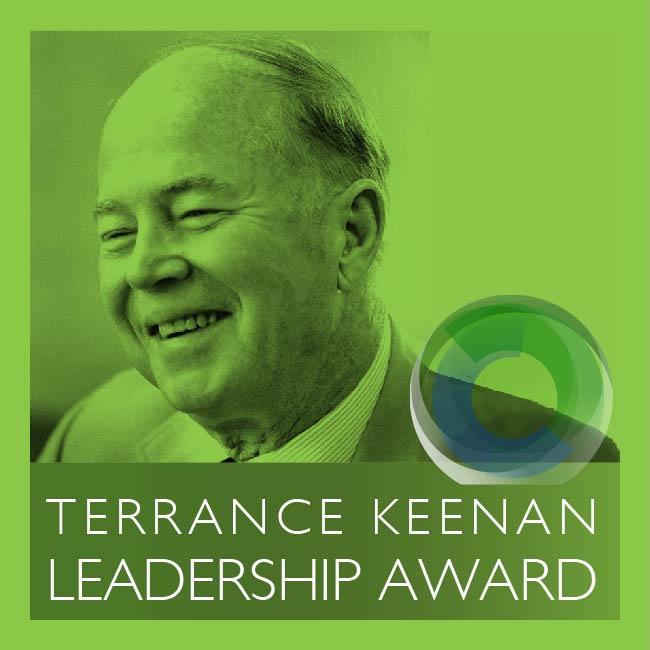 Terrance Keenan Leadership Award