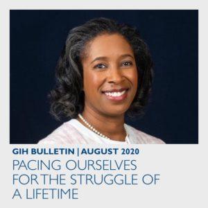 GIH Bulletin - August 2020
