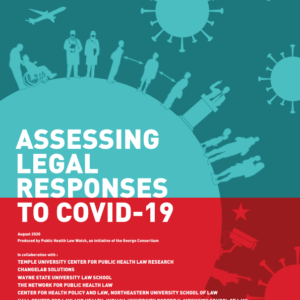Assessing Legal Responses to COVID-19