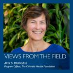 Views from the field by Amy Duggan