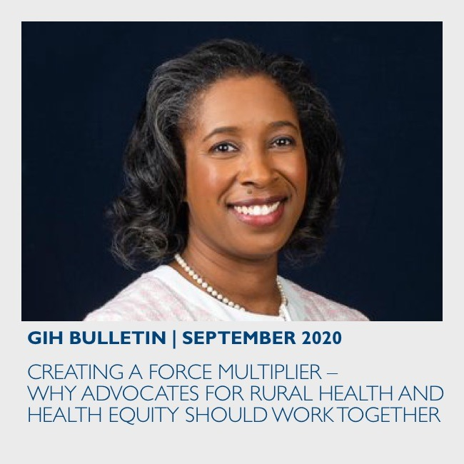 GIH Bulletin September 2020