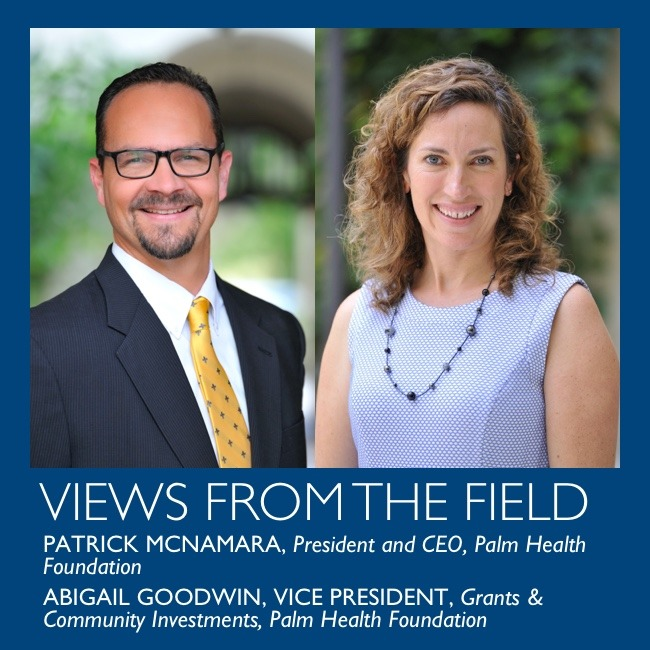 Views from the field by Patrick McNamara & Abigail Goodwin