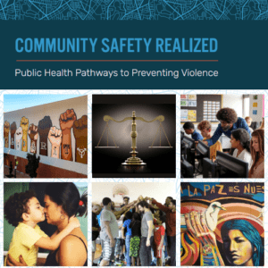 community safety realized report cover