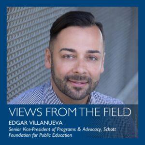 Views from the field by Edgar Villanueva