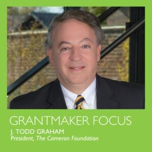 Grantmaker Focus: The Cameron Foundation