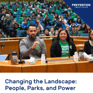 Changing the Landscape: People, Parks, and Power